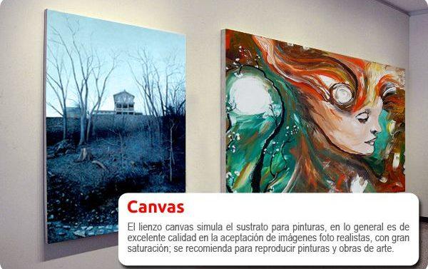 Impresion Interior Canvas