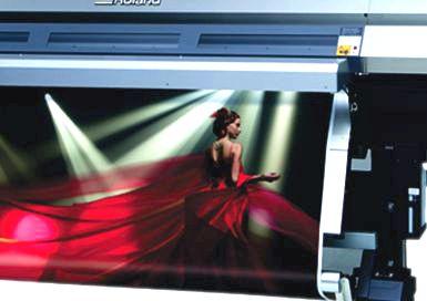 Impresión de vinil Glossy Fotográfico