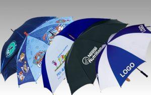 publicidad en sombrillas con sublimado