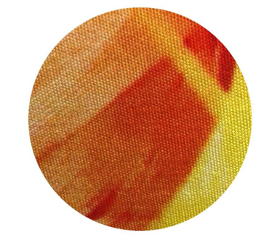 Ttextura tela subliminado gran seda