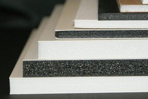 Impresión de cama plana sobre Foamboard